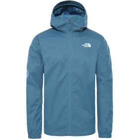 The North Face Quest Veste Homme, mallard blue black heather